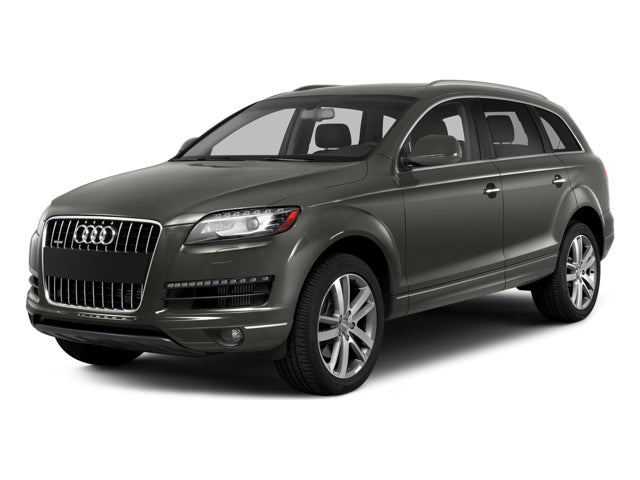 2015 audi q7 3 0l tdi premium plus audi dealer in pelham al used audi dealership serving. Black Bedroom Furniture Sets. Home Design Ideas