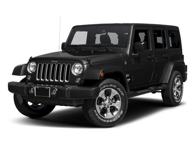 2016 Jeep Wrangler Sahara >> 2016 Jeep Wrangler Unlimited Sahara