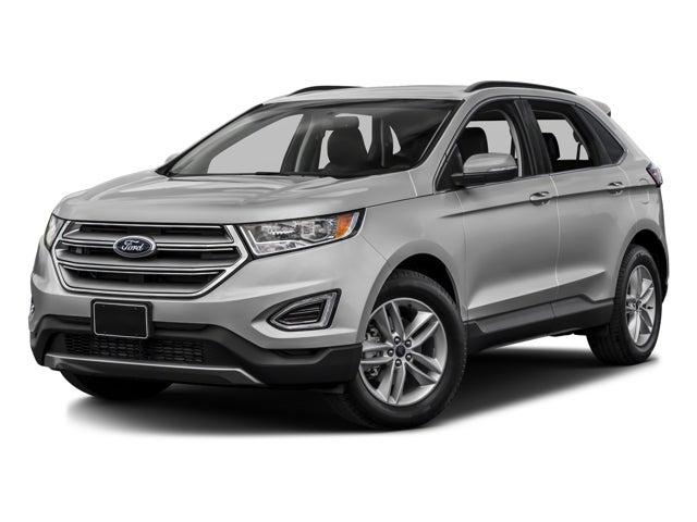 Ford Edge Titanium In Pelham Al Donohooauto