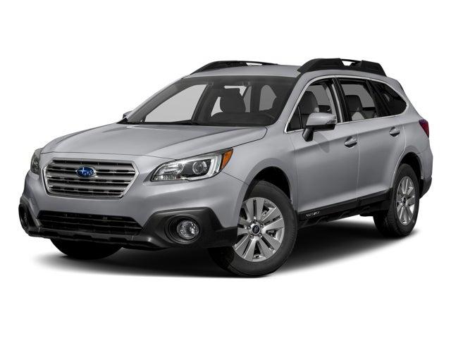 2017 Subaru Outback Premium In Pelham Al Donohooauto