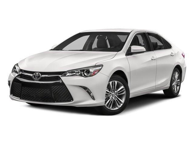 2017 Toyota Camry Se In Pelham Al Donohooauto