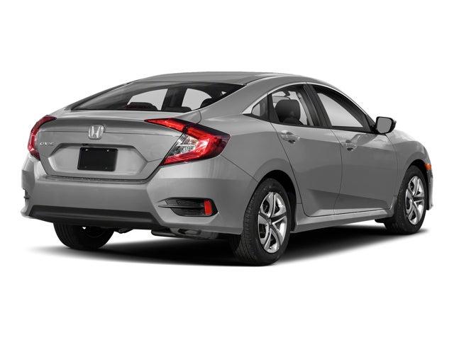 2018 Honda Civic Sedan Nearly New! LX In Pelham, AL   DonohooAuto