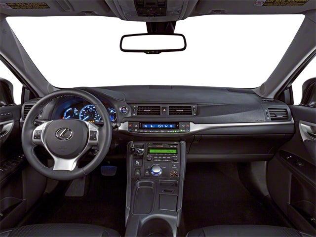 2013 Lexus CT 200h Hybrid In Pelham, AL   DonohooAuto