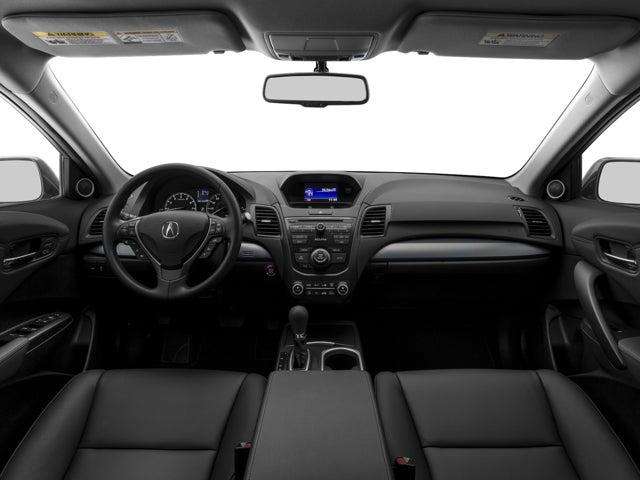 2016 Acura Rdx Base In Pelham Al Donohooauto