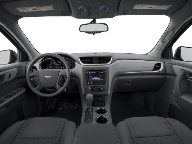 2016 Chevrolet Traverse Ls In Pelham Al Donohooauto