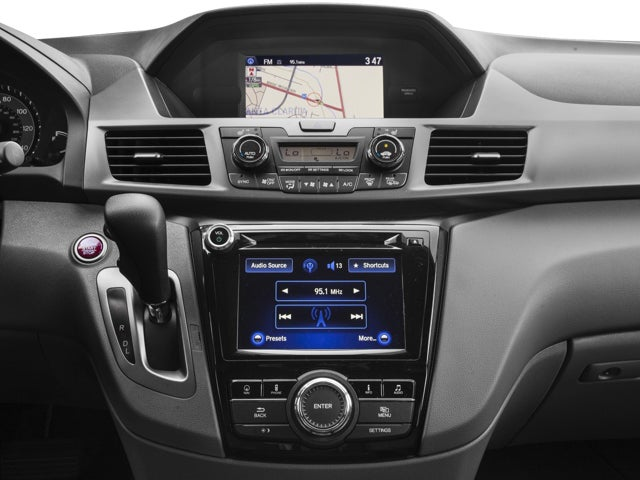 2016 Honda Odyssey Ex L In Pelham Al Donohooauto