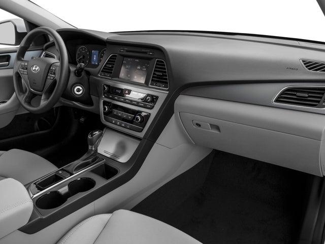 2016 Hyundai Sonata 2 4l Se In Pelham Al Donohooauto