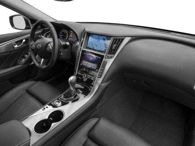 2016 Infiniti Q50 3 0t Red Sport 400 In Pelham Al Donohooauto