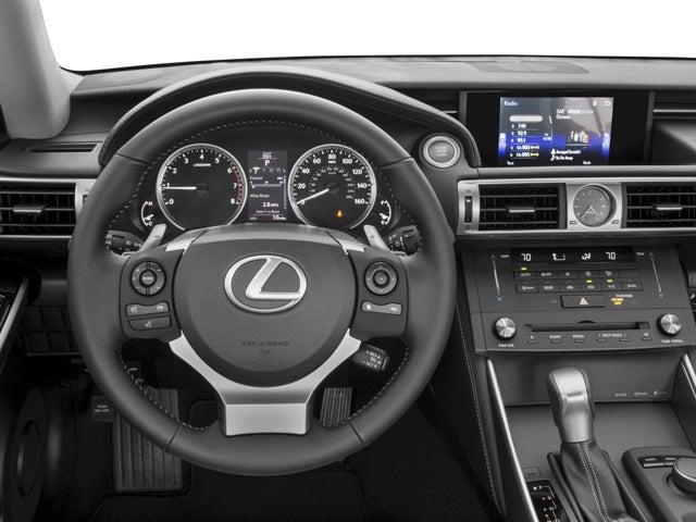 2016 Lexus Is 200t Base In Pelham Al Donohooauto