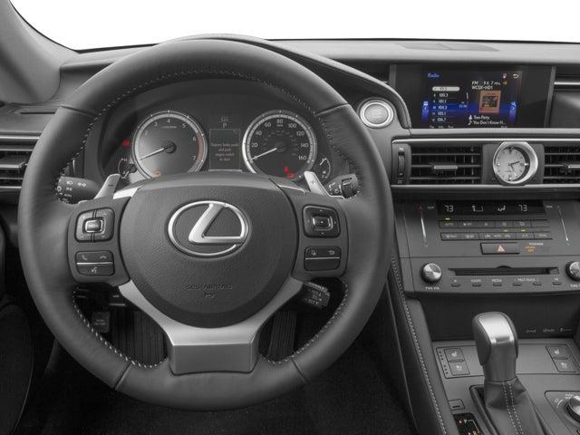 2016 Lexus Rc 200t Base In Pelham Al Donohooauto