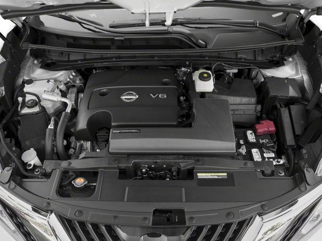 2016 Nissan Murano Sl In Pelham Al Donohooauto