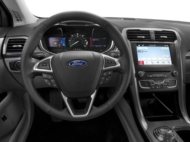 2017 Ford Fusion Hybrid Se In Pelham Al Donohooauto