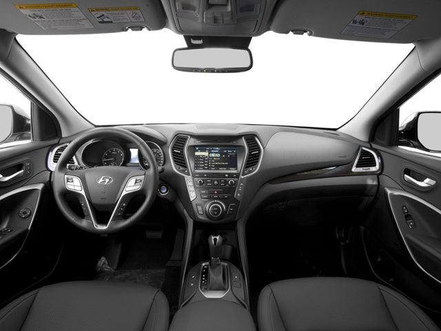 2017 Hyundai Santa Fe Se In Pelham Al Donohooauto