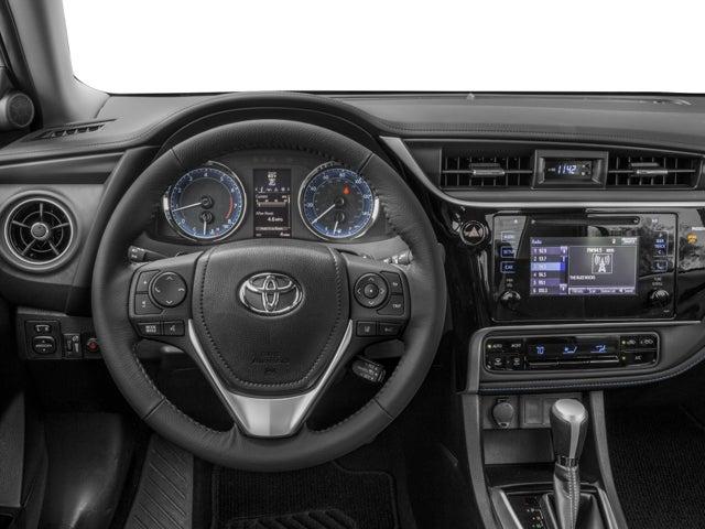 2017 Toyota Corolla Se In Pelham Al Donohooauto