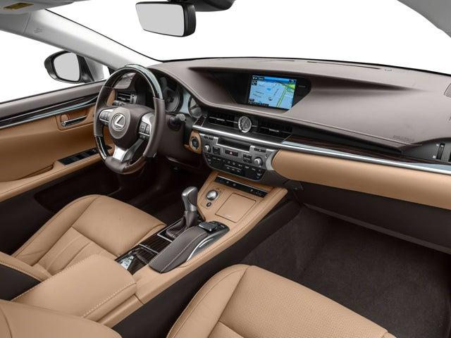 2018 Lexus Es 350 In Pelham Al Donohooauto